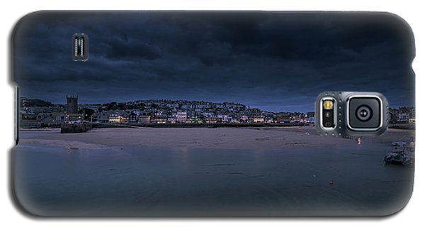 Blue Hour - St Ives Cornwall Galaxy S5 Case