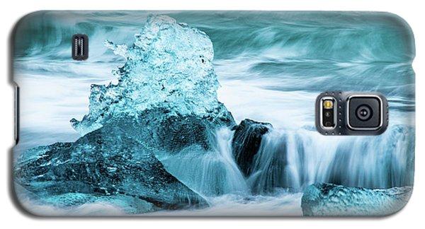 Blue Ice  Galaxy S5 Case