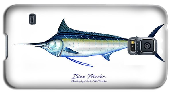 Blue Marlin Galaxy S5 Case