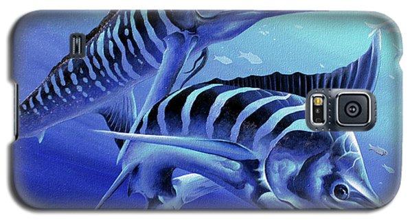 Blue Marlins Galaxy S5 Case