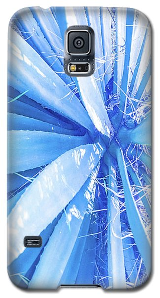 Blue Rays Galaxy S5 Case