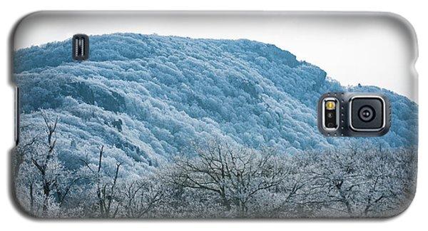 Blue Ridge Mountain Top Galaxy S5 Case