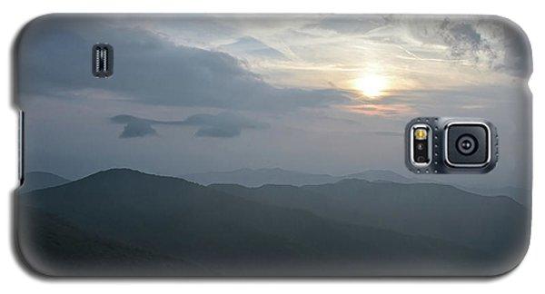 Blue Ridge Parkway Sunset Galaxy S5 Case