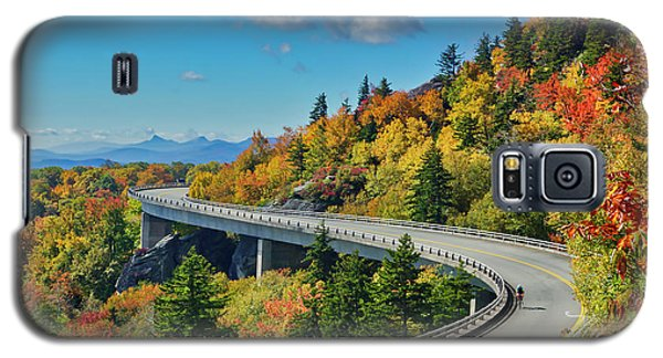 Blue Ridge Parkway Viaduct Galaxy S5 Case