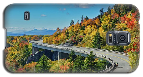 Blue Ridge Parkway Viaduct Galaxy S5 Case