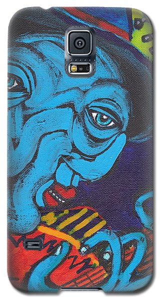 Blues Dude Galaxy S5 Case