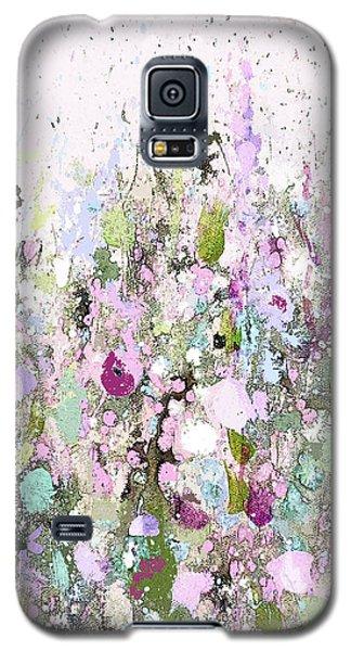 Blush Meadow Galaxy S5 Case
