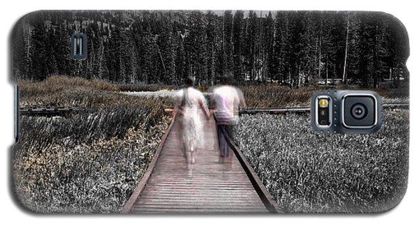 Boardwalk Galaxy S5 Case