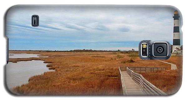 Bodie Island Lighthouse No. 3 Galaxy S5 Case