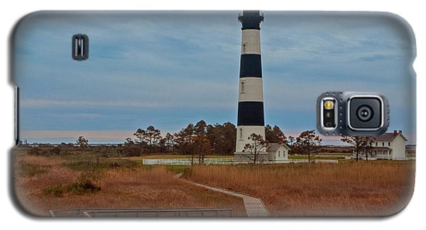 Bodie Island Lighthouse No. 4 Galaxy S5 Case