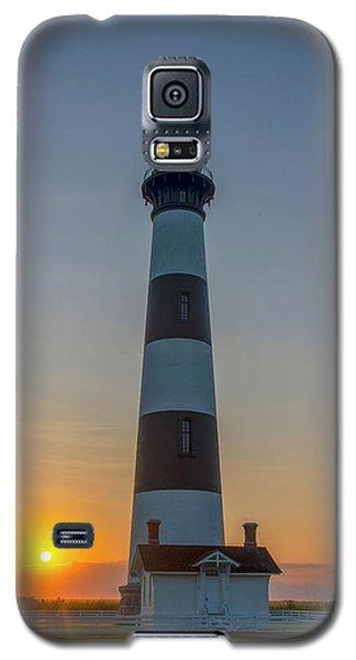 Bodie Island, Sunrise, Obx Galaxy S5 Case