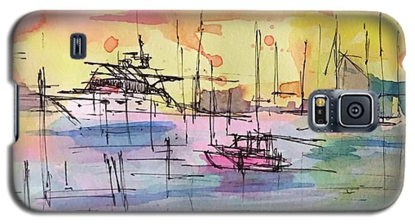 Boothbay 2  Galaxy S5 Case