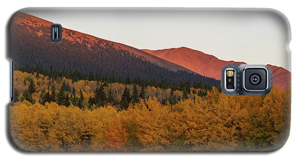 Boreas Pass Galaxy S5 Case