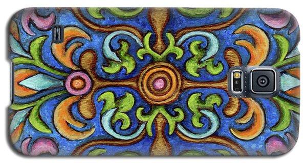 Botanical Mandala 2 Galaxy S5 Case