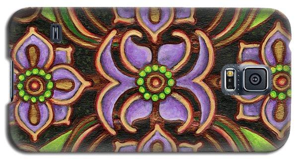 Botanical Mandala 6 Galaxy S5 Case