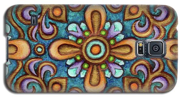 Botanical Mandala 7 Galaxy S5 Case