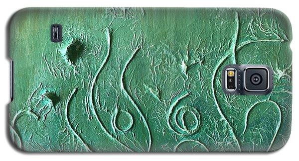 Botanical Maze Galaxy S5 Case