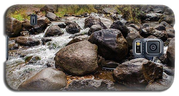 Boulders In Creek Galaxy S5 Case