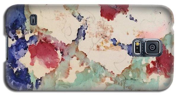 Boundaries In Pencil Galaxy S5 Case