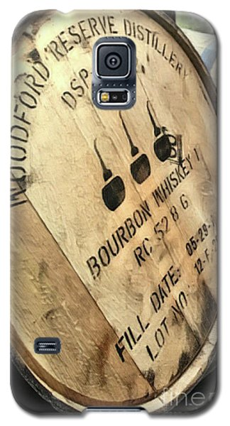 Bourbon Barrel Galaxy S5 Case