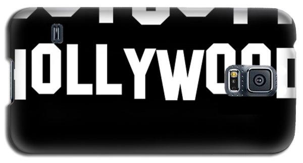 Boycott Hollywood Galaxy S5 Case