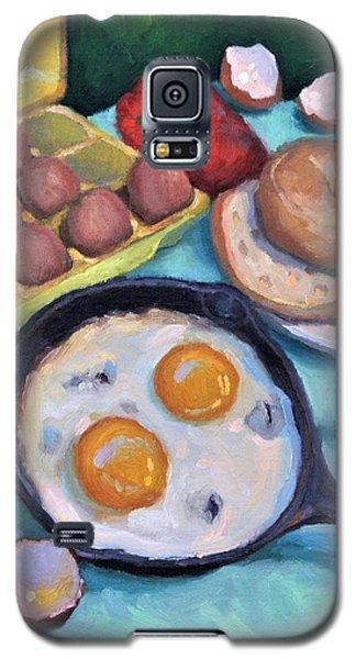 Breakfast Galaxy S5 Case