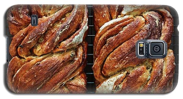 Breakfast Sourdough Swirls Galaxy S5 Case