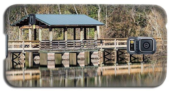Brick Pond Park - North Augusta Sc Galaxy S5 Case