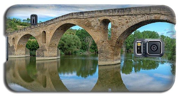 Bridge The Queen On The Way To Santiago Galaxy S5 Case