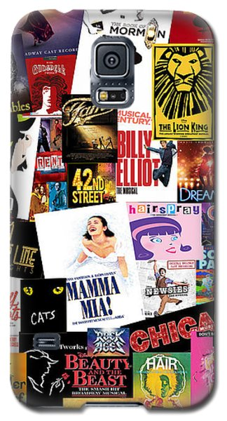 Broadway 22 Galaxy S5 Case