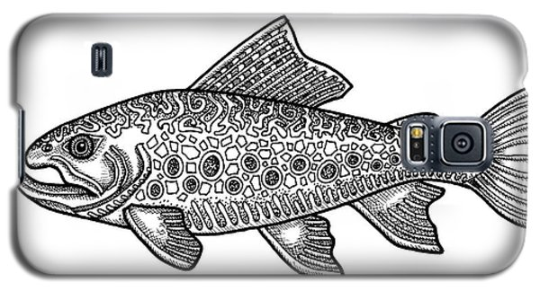 Brook Trout Galaxy S5 Case