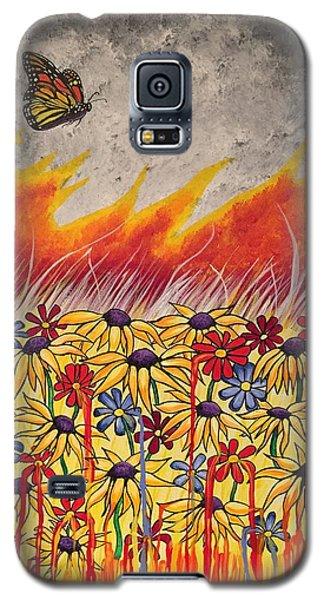 Brushfire Galaxy S5 Case