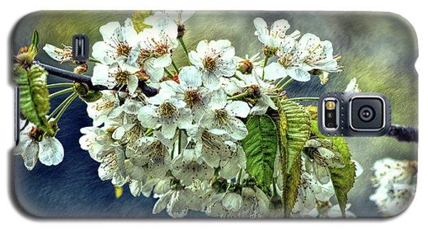 Budding Blossoms Galaxy S5 Case