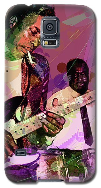 Buddy Guy 1965 Galaxy S5 Case