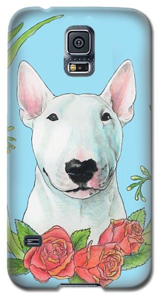Bull Terrier Ivan Galaxy S5 Case