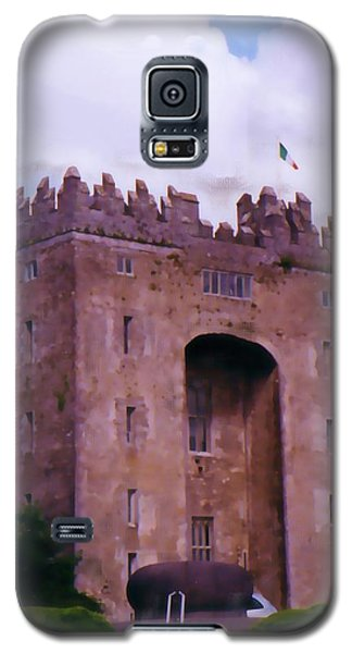 Bunratty Castle Painting Galaxy S5 Case
