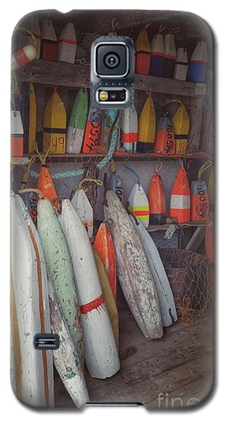 Buoys In A Sea Shack Galaxy S5 Case