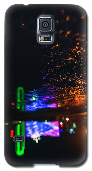Burning Banner Galaxy S5 Case