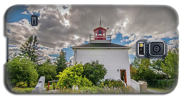 Burntcoast Head Lighthouse  Galaxy S5 Case