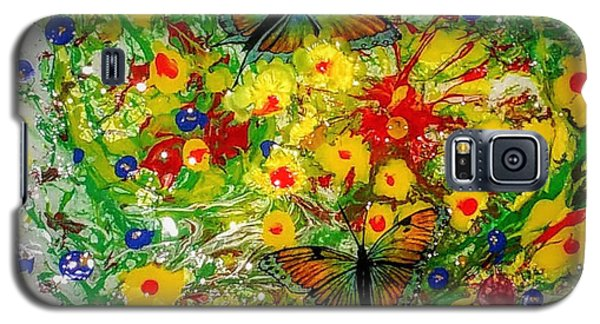 Butterfly Delight Galaxy S5 Case