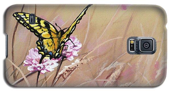Butterfly Meadow - Part 1 Galaxy S5 Case