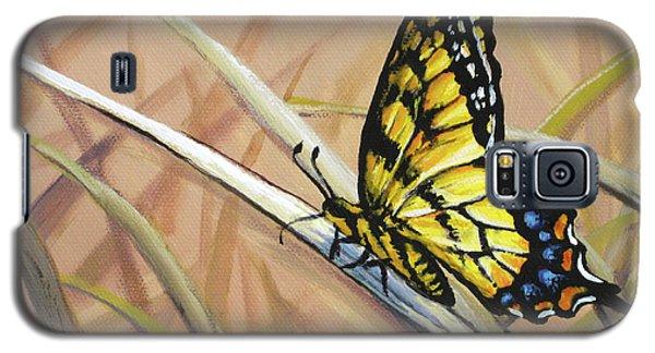 Butterfly Meadow - Part 2 Galaxy S5 Case