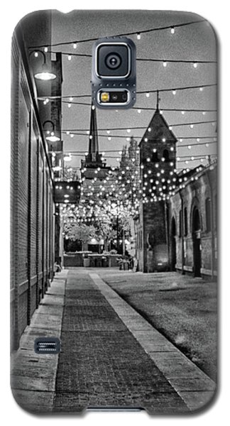 Bw City Lights Galaxy S5 Case