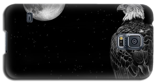 By The Light Of The Moon Galaxy S5 Case