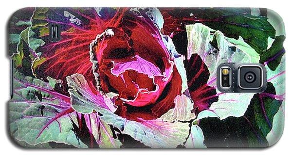Cabbage Galaxy S5 Case