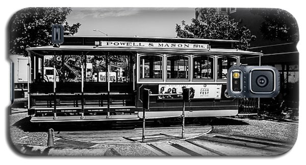 Cable Car Turn Around Galaxy S5 Case