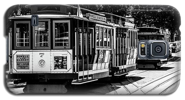 Cable Cars Galaxy S5 Case
