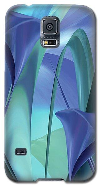 Calla Lilies Galaxy S5 Case