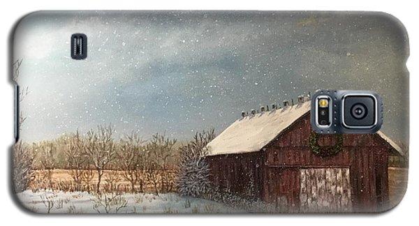 Cambridge Christmas Galaxy S5 Case