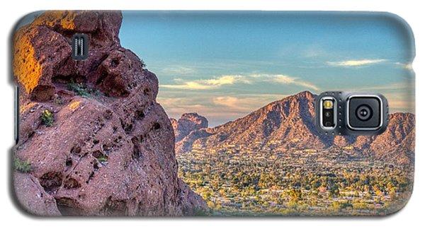 Camelback Mountain  Galaxy S5 Case